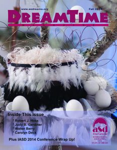 SMALL fall 2014 dreamtime cover
