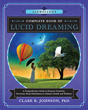 Llewellyn's Complete Book of Lucid Dreaming is out today!