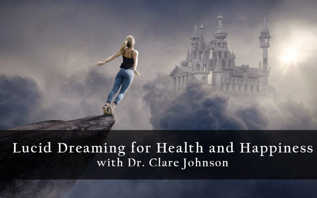 Lucid dreaming seminar with Dr. Clare Johnson