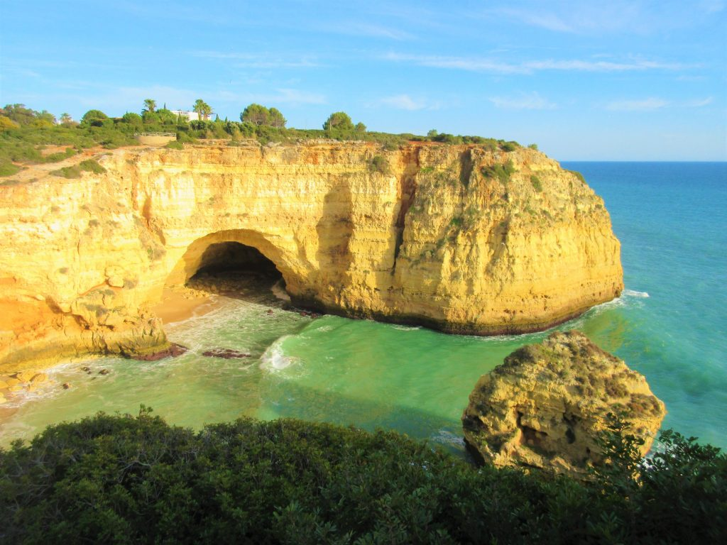 Explore 20 million-year-old cliffs and famous grottoes on the Lucid Dreaming Retreat!