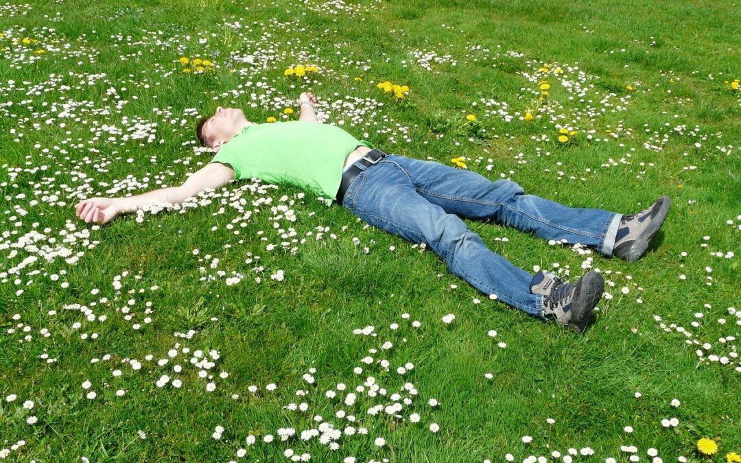 Yoga nidra, the ancient art of conscious sleep